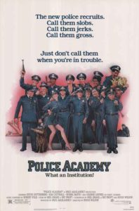 Police Academy (1984) poster