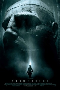 Prometheus - International poster