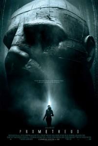 Prometheus - International poster