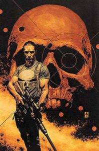 The Punisher - Welcome Back Frank