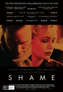 Shame poster - Australia