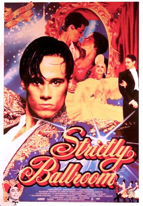 Strictly Ballroom (1992) poster