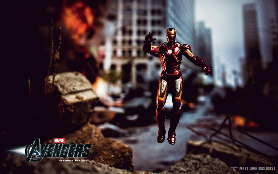 The Avengers (2012) - Action Figures - Iron Man