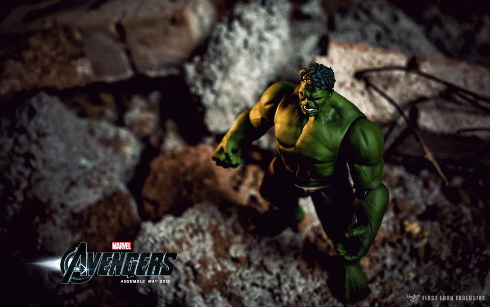 The Avengers (2012) - Action Figures - Hulk
