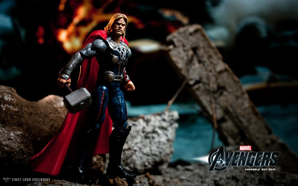 The Avengers (2012) - Action Figures - Thor