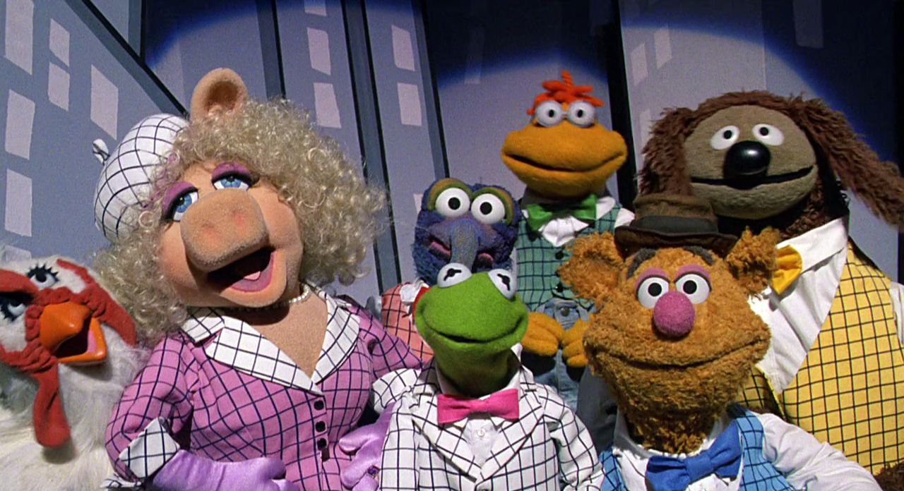 Image result for the muppets take manhattan
