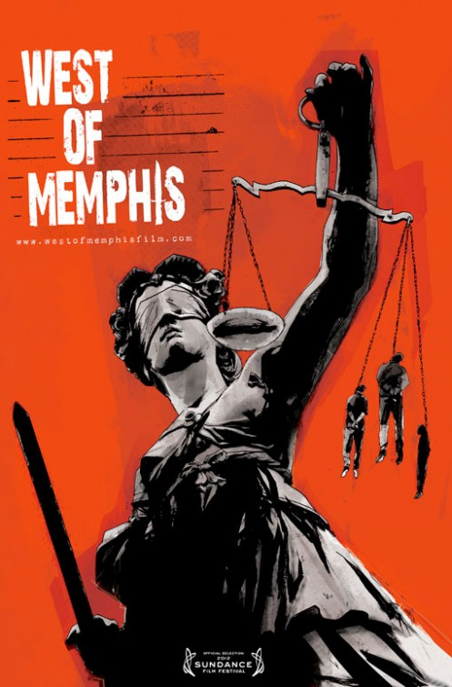 West of Memphis - Sundance poster