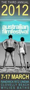 Australian Film Festival 2012 poster
