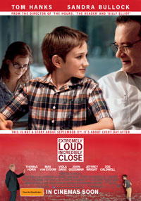 Extremely Loud & Incredibly Close poster (Australia)
