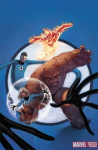 Fantastic Four: Season One cover