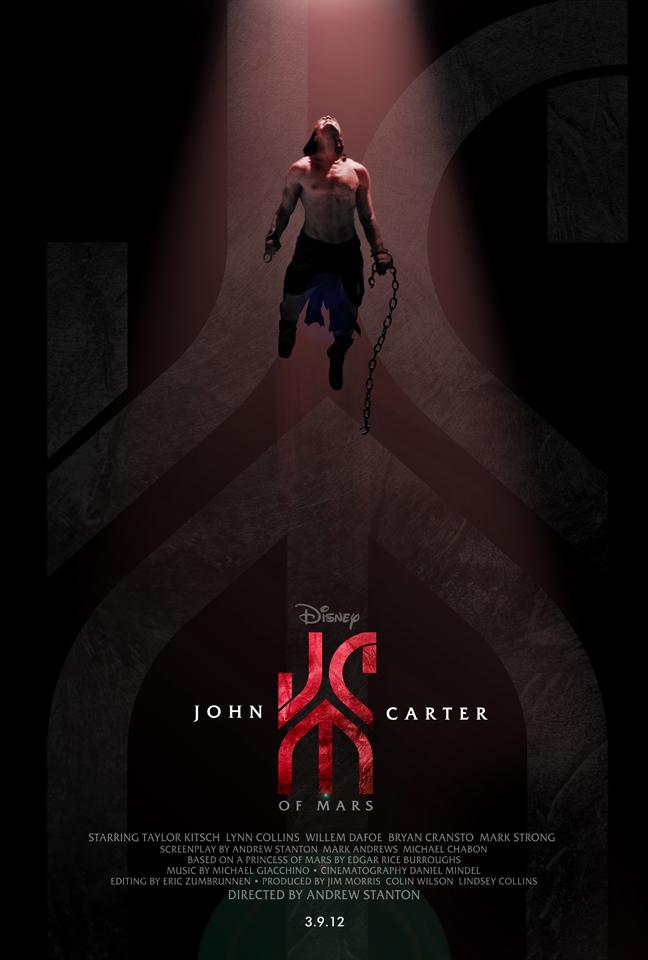 John Carter Hopko Designs poster