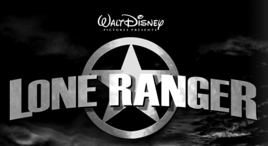 The Lone Ranger Movie Logo (Disney)