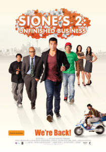 Sione's 2: Unfinished Business poster (Australia)