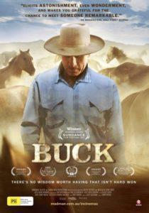 BUCK poster