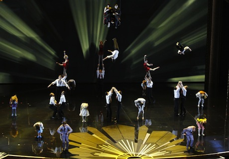 Cirque du Soleil - Oscars 2012