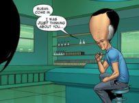 Fantastic Four: Season One - Reed's Big Head