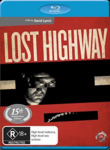 Lost Highway Blu-ray