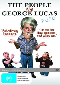 The People Vs George Lucas DVD