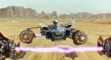 Star Wars Episode I: The Phantom Menace - Podracers