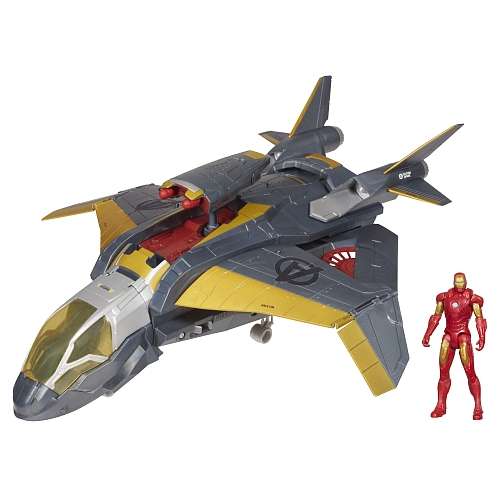 The Avengers Quinjet - Toy