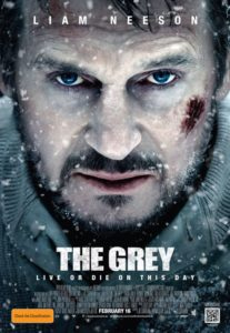 The Grey poster - Australia