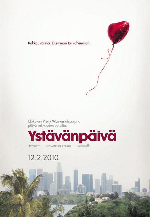 Valentine's Day poster (Finland)
