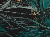 20,000 Leagues Under the Sea - Mondo poster