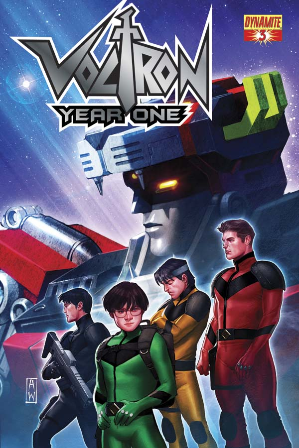 Voltron Year One #2