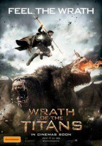 Wrath of the Titans posters - Australia