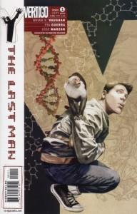 Y: The Last Man - Issue 1 cover