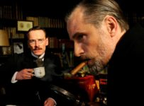 A Dangerous Method - Viggo Mortensen and Michael Fassbender