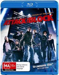 Attack the Block - Blu-ray (Australia)