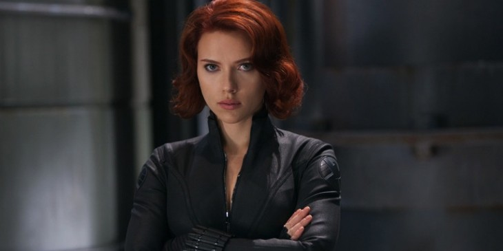 The Avengers (2012) - Black Widow