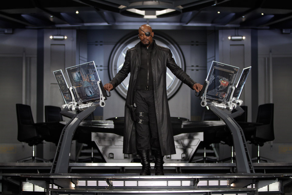 The Avengers (2012) - Nick Fury (Samuel L. Jackson)