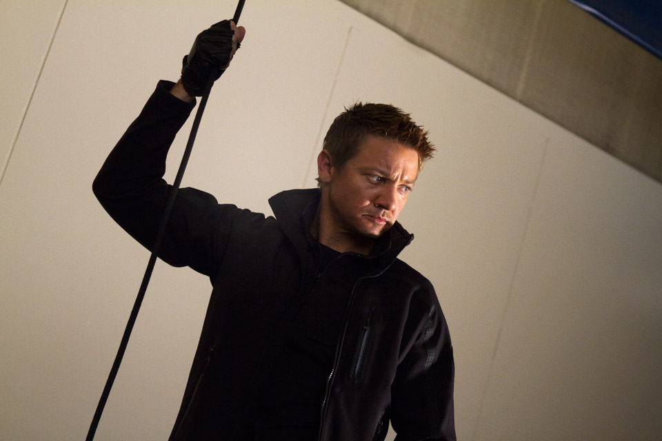 The Avengers (2012) - Hawkeye (Jeremy Renner)