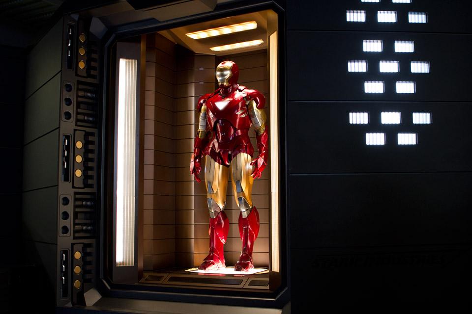 The Avengers (2012) - Iron Man Armour