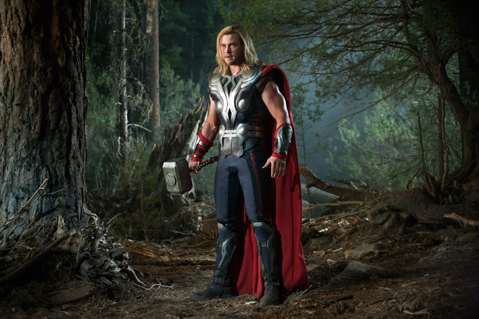 The Avengers (2012) - Thor (Chris Hemsworth)