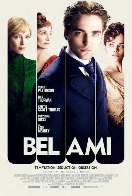 Bel Ami poster