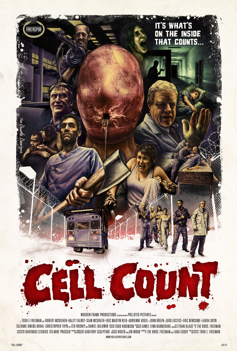 Call Count poster (Tom Hodge)