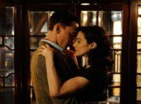 The Deep Blue Sea - Tom Hiddleston and Rachel Weisz