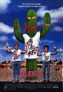 Dudes (1987) poster