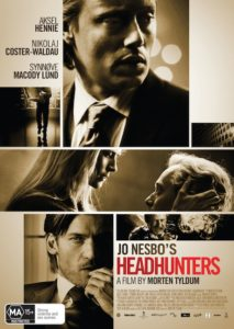 Headhunters poster - Australia