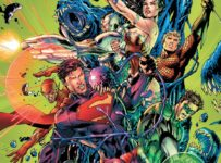Justice League #7 - Jim Lee Cover