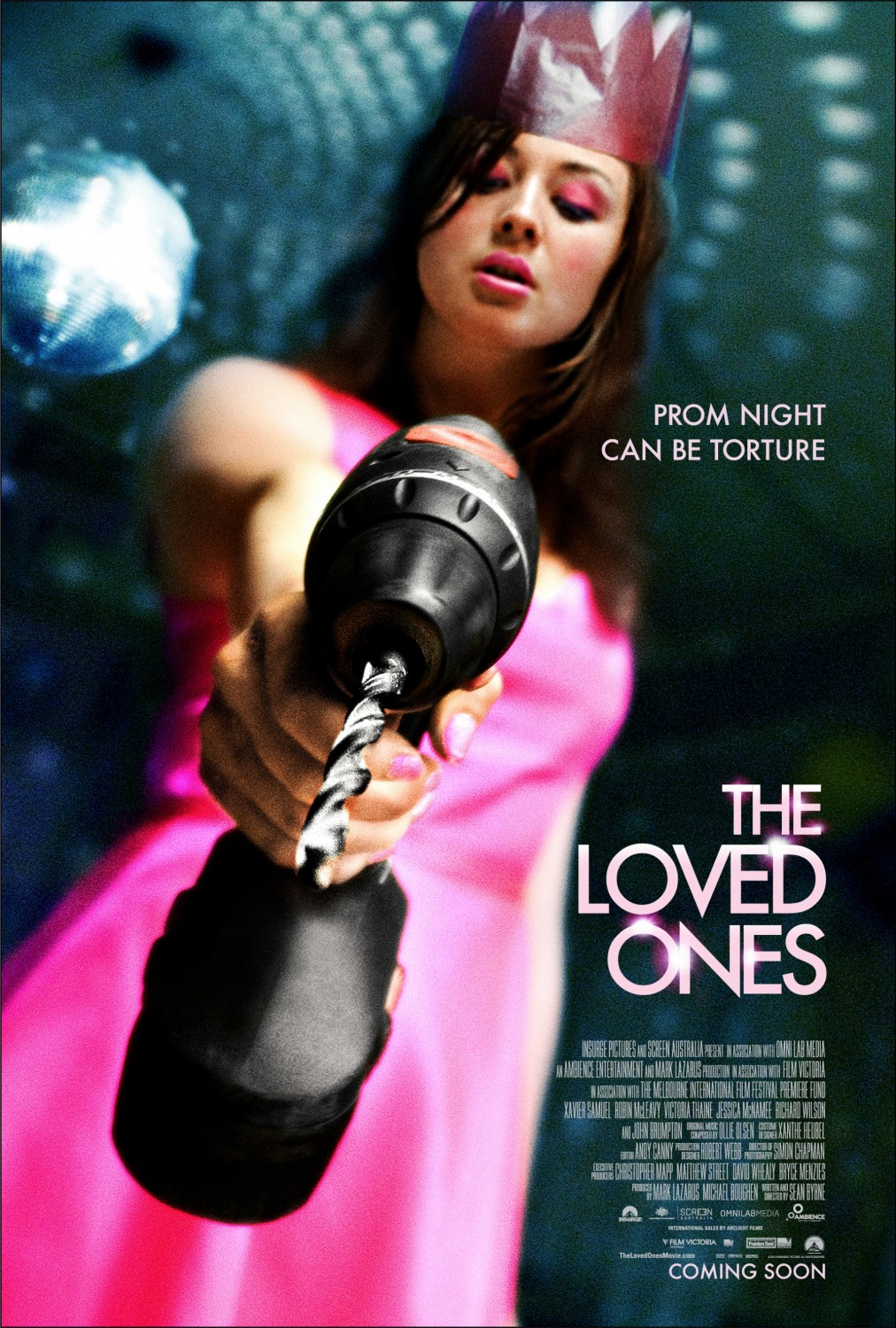 The Loved Ones - US poster