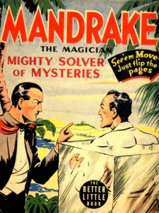 Mandrake the Magician - Mighty Solver of Mysteries