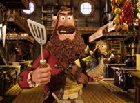 Pirate Captain (Hugh Grant) - Pirates! A Band of Misfits