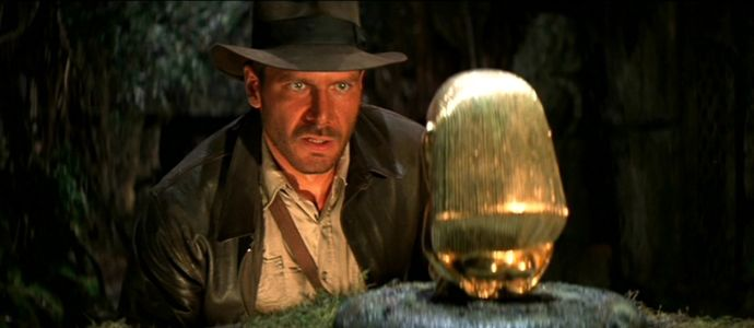 Raiders of the Lost Ark - Harrison Ford - Idol