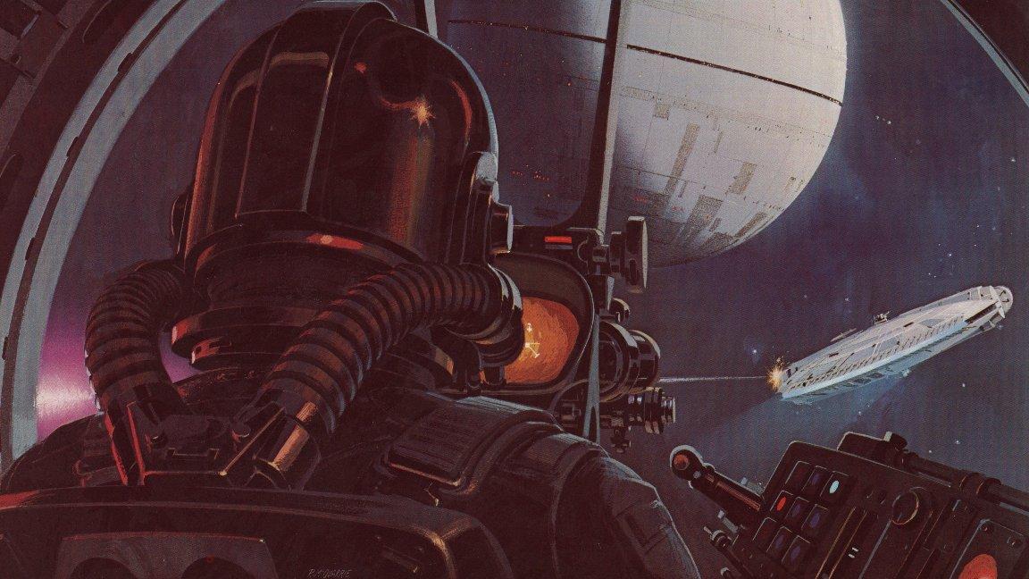 Ralph McQuarrie - Star Wars - Concept Art