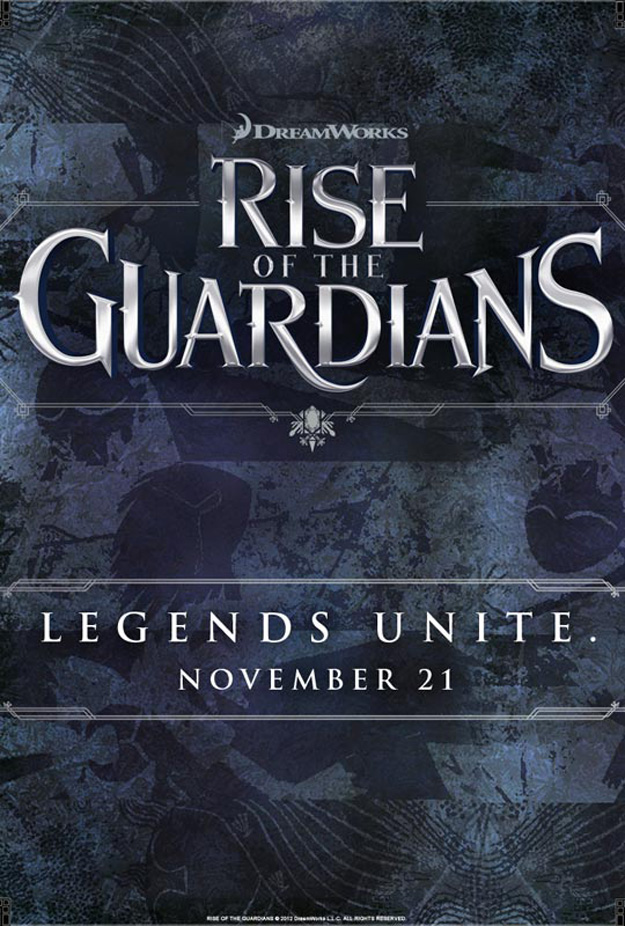 Rise of the Guardians poster 2