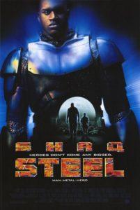 Steel (1997) poster - Shaq